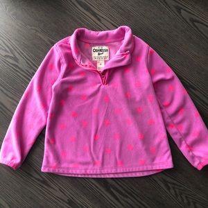Oshkosh fleece pullover